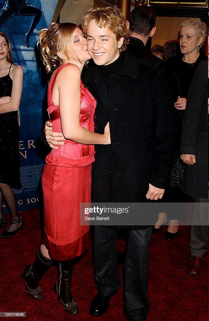 Ledivine Sagnier And Jeremy Sumpter, Peter Pan The Movie, Premiere At The Empire, Leicester Square, London