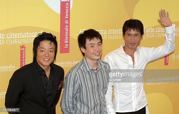 Lee BeomSoo Ryoo Seungwan director and Lee BeomSoo