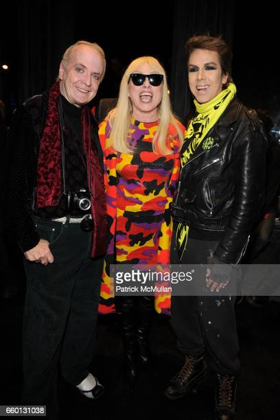 Lee Black Childers Debbie Harry and Miss Guy attend ROGER PADILHA MAURICIO PADILHA Celebrate Their Rizzoli Publication THE STEPHEN SPROUSE BOOK...