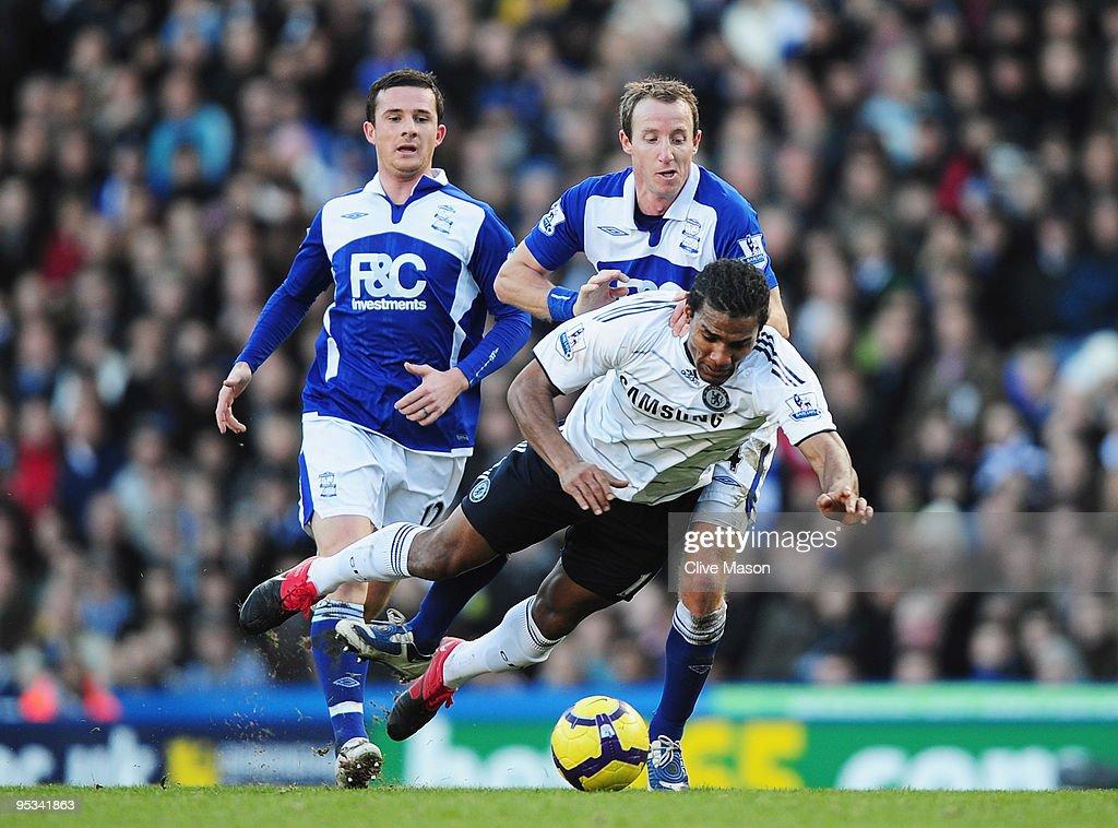 Birmingham City v Chelsea - Premier League