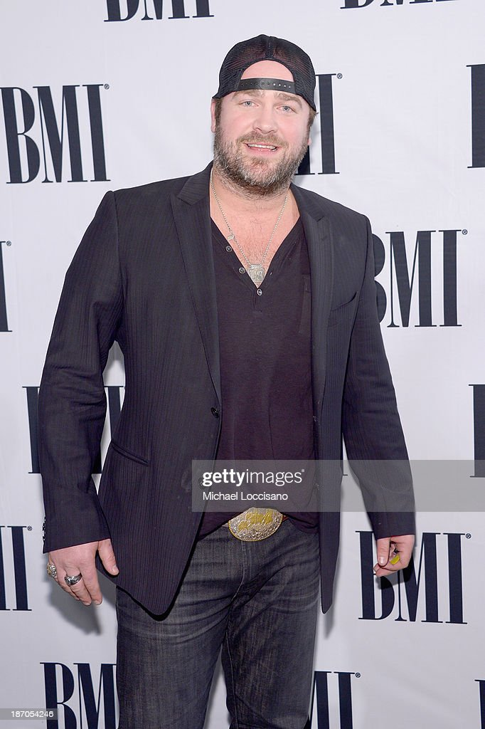 Lee Brice attends the 61st annual BMI Country awards on November 5, 2013 in Nashville, Tennessee.