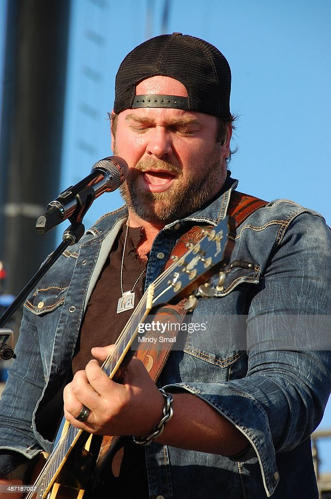 Lee Brice performs at the 2014 Stagecoach California's Country Music Festival at The Empire Polo Club on April 27, 2014 in Indio, California.
