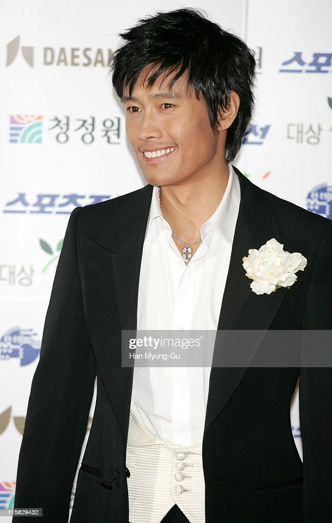 Lee ByungHun during 26th Annual Blue Dragon Film Awards Arrivals at Youido KBS Hall in Seoul South South Korea