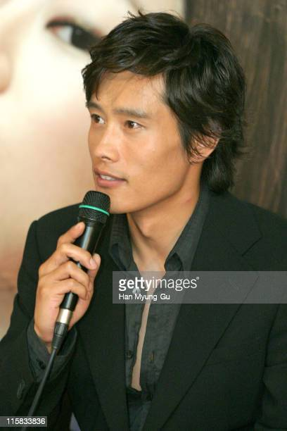 Lee ByungHun during 'Everybody Has A Secret' Seoul Press Screening at Seoul Cinema in Seoul City Seoul South Korea
