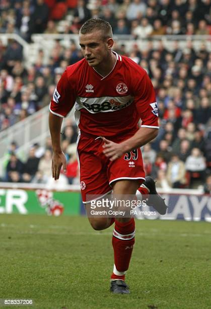 Lee Cattermole Middlesbrough
