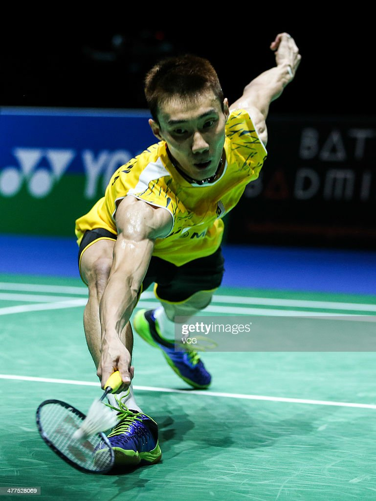 All England Open Badminton Championships Men s Singles Final