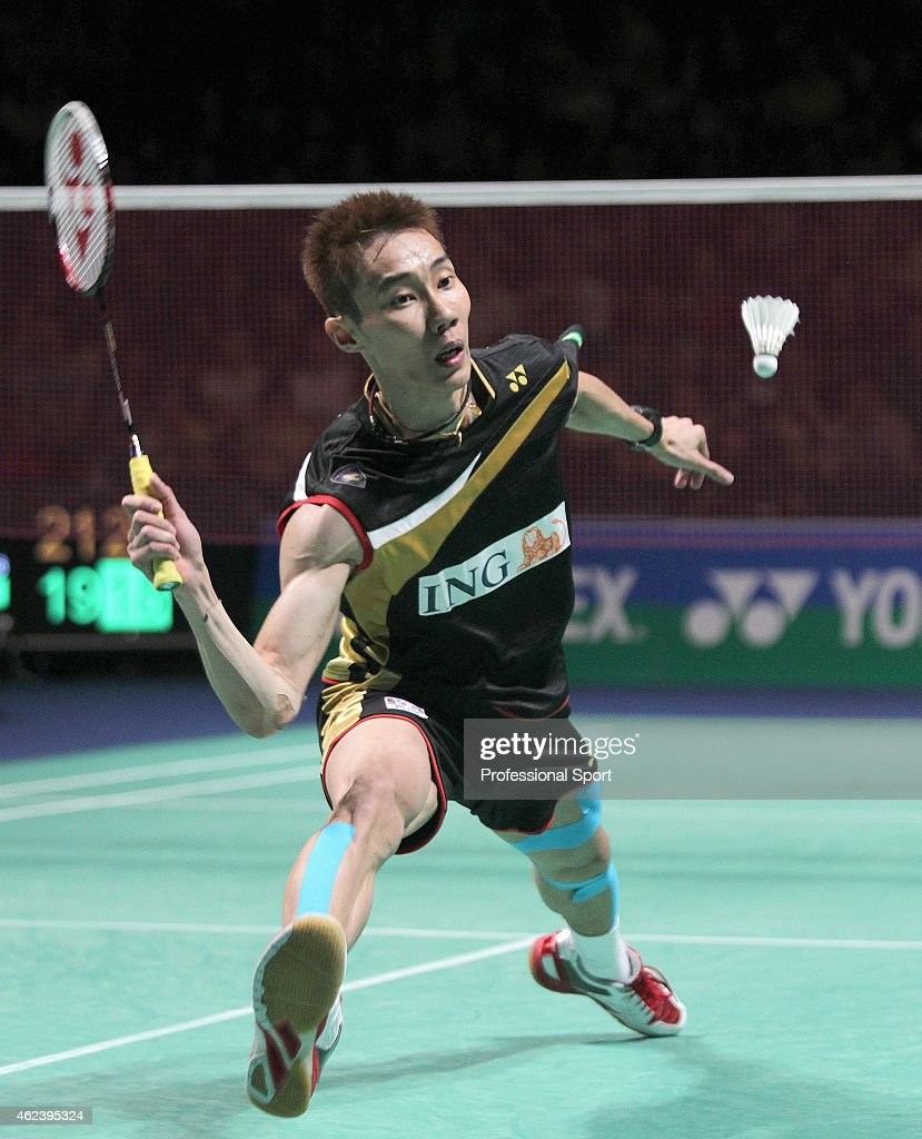 Lee Chong Wei All England Open Badminton Championships