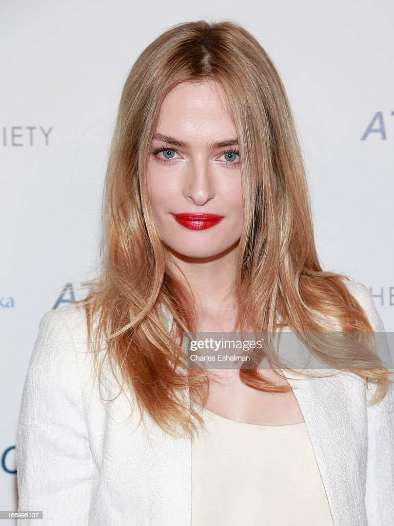 Lee Colby attends The Cinema Society & Bally screening of Sony Pictures Classics' 'At Any Price' at Landmark Sunshine Cinema on April 18, 2013 in New York City.