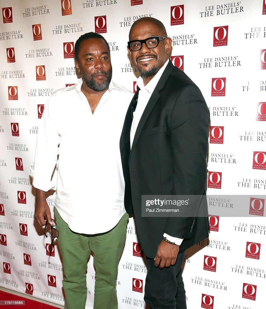 <a gi-track='captionPersonalityLinkClicked' href=/galleries/search?phrase=Lee+Daniels&family=editorial&specificpeople=209078 ng-click='$event.stopPropagation()'>Lee Daniels</a> and <a gi-track='captionPersonalityLinkClicked' href=/galleries/search?phrase=Forest+Whitaker&family=editorial&specificpeople=226590 ng-click='$event.stopPropagation()'>Forest Whitaker</a> attend the <a gi-track='captionPersonalityLinkClicked' href=/galleries/search?phrase=Lee+Daniels&family=editorial&specificpeople=209078 ng-click='$event.stopPropagation()'>Lee Daniels</a>' 'The Butler' Special Screening at Hearst Tower on July 31, 2013 in New York City.