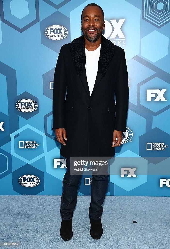 Lee Daniels attends FOX 2016 Upfront Arrivals at Wollman Rink Central Park on May 16 2016 in New York City