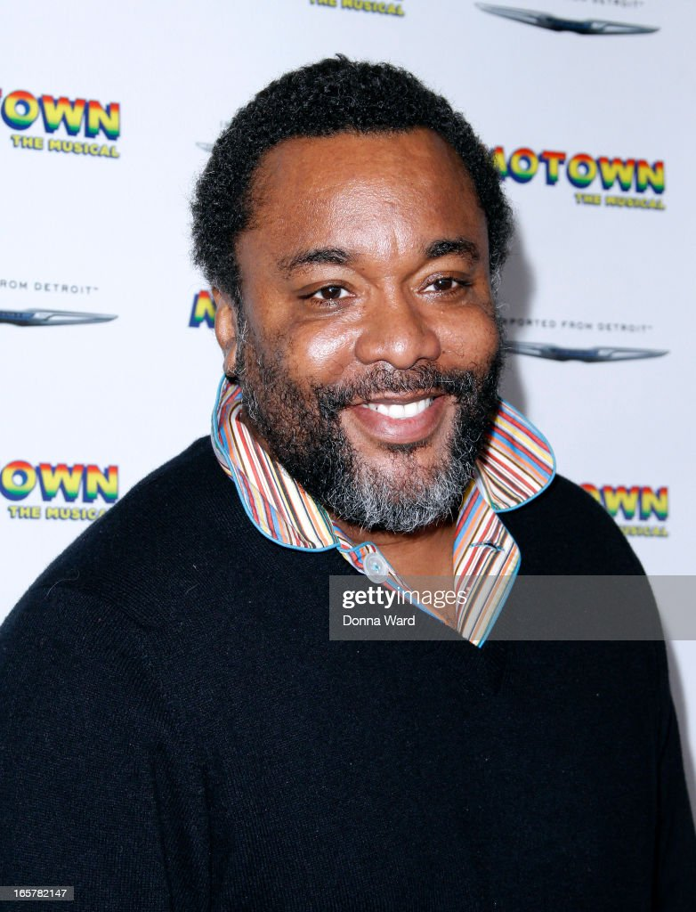 <a gi-track='captionPersonalityLinkClicked' href=/galleries/search?phrase=Lee+Daniels&family=editorial&specificpeople=209078 ng-click='$event.stopPropagation()'>Lee Daniels</a> attends 'Motown: The Musical' Motown Family Night at Lunt-Fontanne Theatre on April 5, 2013 in New York City.