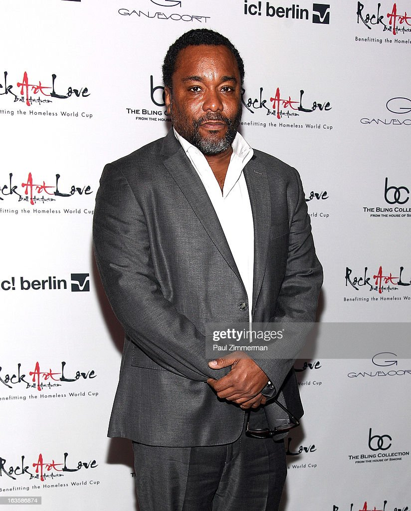 <a gi-track='captionPersonalityLinkClicked' href=/galleries/search?phrase=Lee+Daniels&family=editorial&specificpeople=209078 ng-click='$event.stopPropagation()'>Lee Daniels</a> attends ROCK ART LOVE at The Angel Orensanz Foundation on March 12, 2013 in New York City.