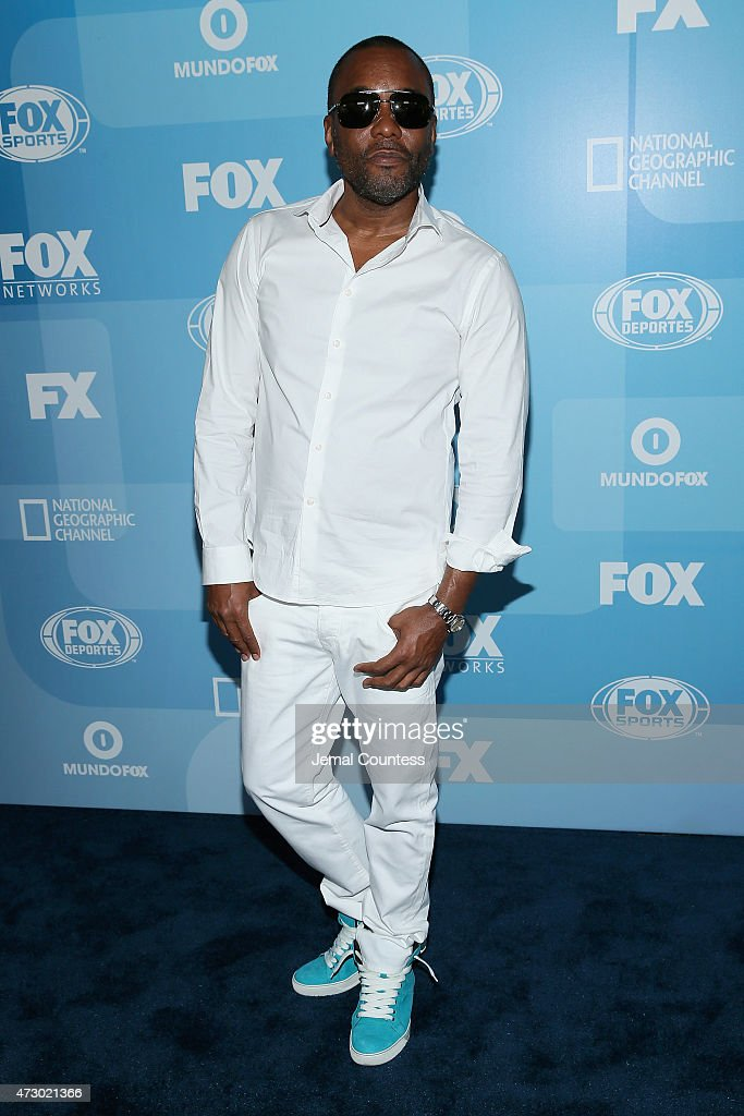 Lee Daniels attends the 2015 FOX programming presentation at Wollman Rink in Central Park on May 11, 2015 in New York City.