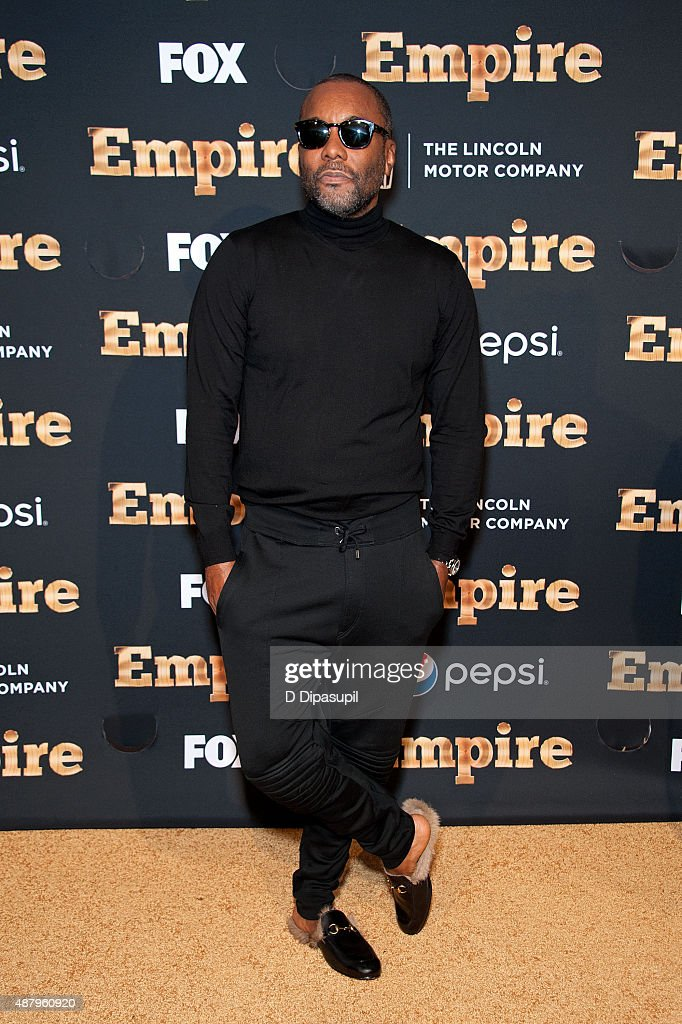Lee Daniels attends the 'Empire' Series Season 2 New York Premiere at Carnegie Hall on September 12 2015 in New York City