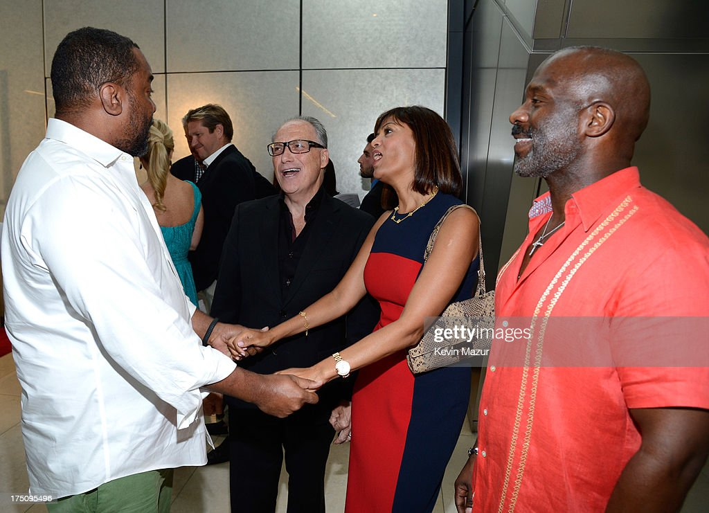 <a gi-track='captionPersonalityLinkClicked' href=/galleries/search?phrase=Lee+Daniels&family=editorial&specificpeople=209078 ng-click='$event.stopPropagation()'>Lee Daniels</a>, Jerry Inzerillo, Prudence Solomon and <a gi-track='captionPersonalityLinkClicked' href=/galleries/search?phrase=BeBe+Winans&family=editorial&specificpeople=1185312 ng-click='$event.stopPropagation()'>BeBe Winans</a> attend the O, The Oprah Magazine's special advance screening of '<a gi-track='captionPersonalityLinkClicked' href=/galleries/search?phrase=Lee+Daniels&family=editorial&specificpeople=209078 ng-click='$event.stopPropagation()'>Lee Daniels</a>' The Butler' at The Hearst Tower on July 31, 2013 in New York City.