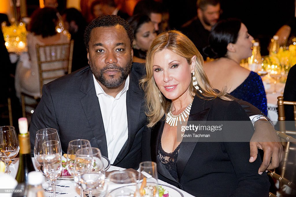 <a gi-track='captionPersonalityLinkClicked' href=/galleries/search?phrase=Lee+Daniels&family=editorial&specificpeople=209078 ng-click='$event.stopPropagation()'>Lee Daniels</a>, left, and Maria Cuomo Cole attends the amfAR Inspiration Gala Rio on October 4, 2013 in Rio de Janeiro, Brazil.