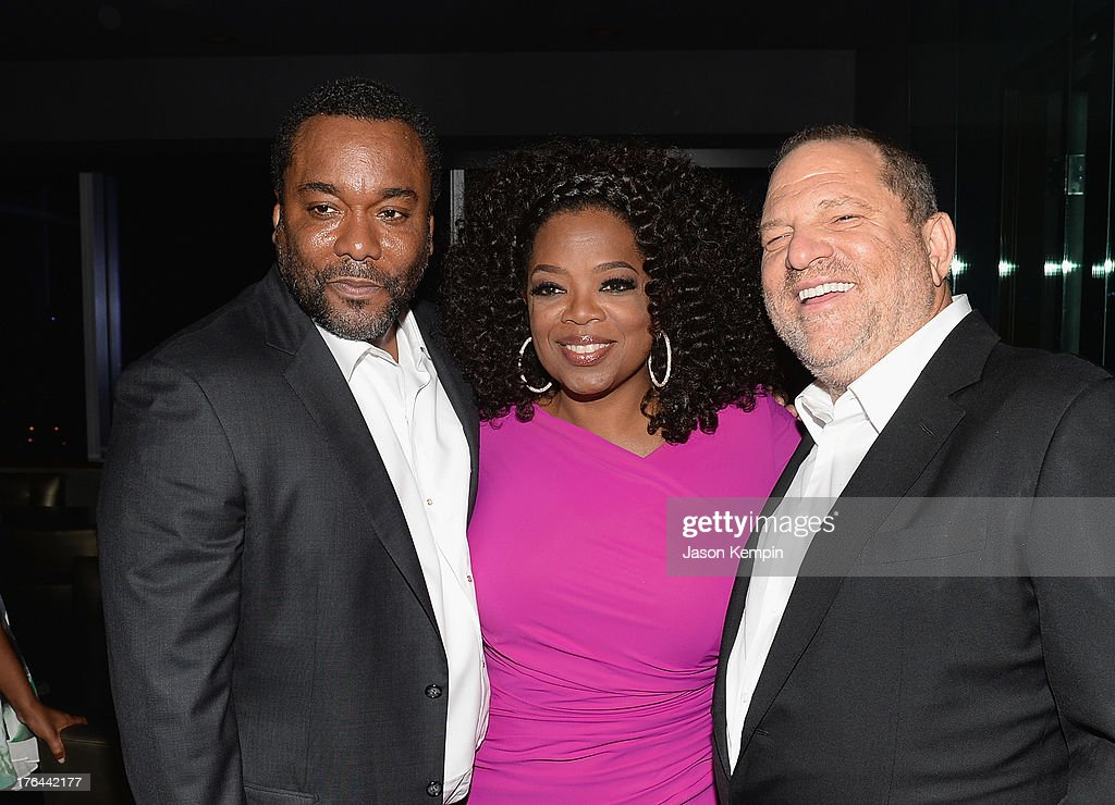 <a gi-track='captionPersonalityLinkClicked' href=/galleries/search?phrase=Lee+Daniels&family=editorial&specificpeople=209078 ng-click='$event.stopPropagation()'>Lee Daniels</a>, <a gi-track='captionPersonalityLinkClicked' href=/galleries/search?phrase=Oprah+Winfrey&family=editorial&specificpeople=171750 ng-click='$event.stopPropagation()'>Oprah Winfrey</a>, and <a gi-track='captionPersonalityLinkClicked' href=/galleries/search?phrase=Harvey+Weinstein&family=editorial&specificpeople=201749 ng-click='$event.stopPropagation()'>Harvey Weinstein</a> attend the Los Angeles premiere after-party of '<a gi-track='captionPersonalityLinkClicked' href=/galleries/search?phrase=Lee+Daniels&family=editorial&specificpeople=209078 ng-click='$event.stopPropagation()'>Lee Daniels</a>' The Butler' at WP24 Restaurant and Lounge on August 12, 2013 in Los Angeles, California.