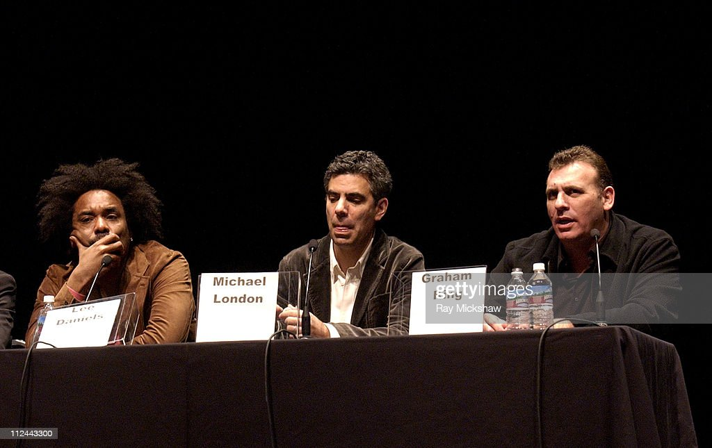 20th Annual Santa Barbara International Film Festival - Movers And Shakers Panel