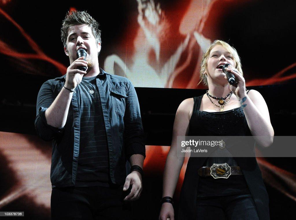 """American Idol Live!"" - Los Angeles, CA"