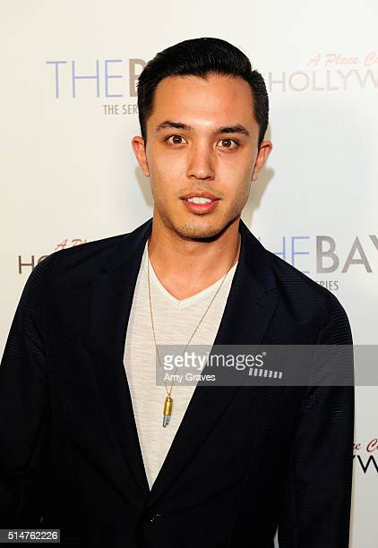 Lee Doud attends the 5th Annual LANY Entertainment Mixer at St Felix on March 10 2016 in Hollywood California