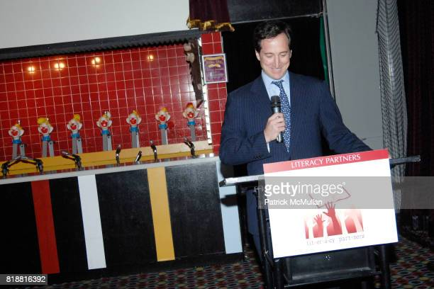 Lee Eastman attends LITERACY ASSOCIATES Second Annual Benefit for LITERACY PARTNERS at Carnival on April 27 2010 in New York City