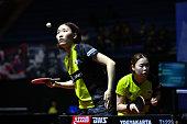 IDN: ITTF-Asian Table Tennis Championships - Day 5