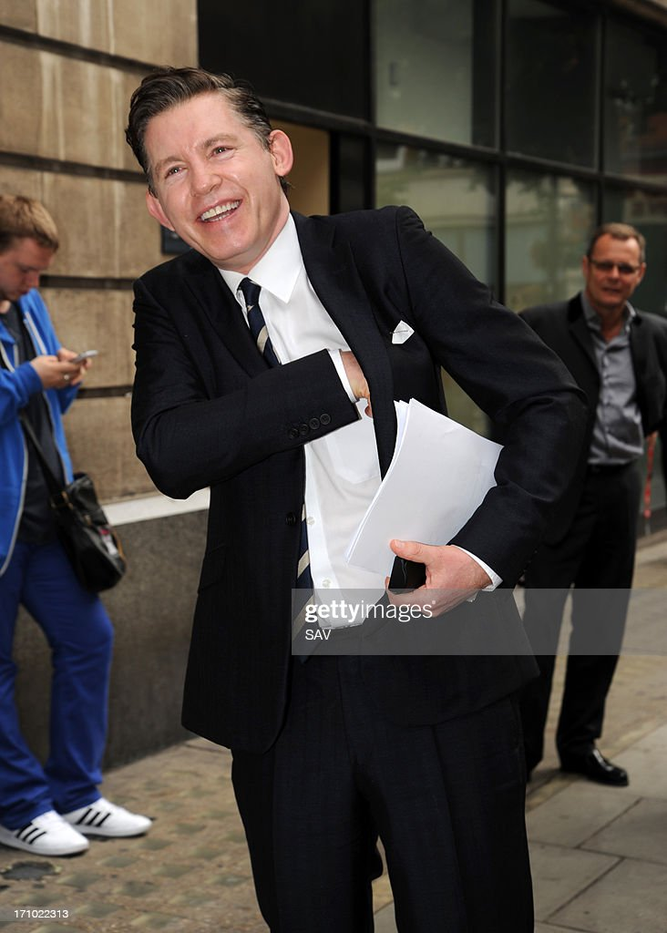 <a gi-track='captionPersonalityLinkClicked' href=/galleries/search?phrase=Lee+Evans+-+Comedian&family=editorial&specificpeople=15211501 ng-click='$event.stopPropagation()'>Lee Evans</a> pictured at the BBC studios on June 21, 2013 in London, England.
