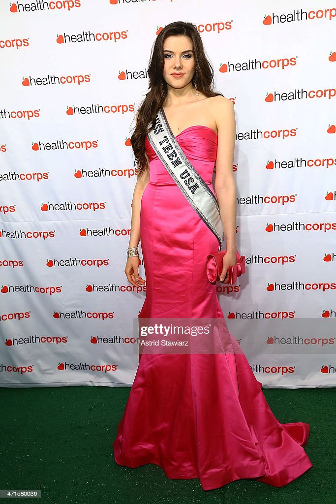 K. Lee Graham attends HealthCorp's 9th Annual Gala at Cipriani Wall Street on April 29, 2015 in New York City.