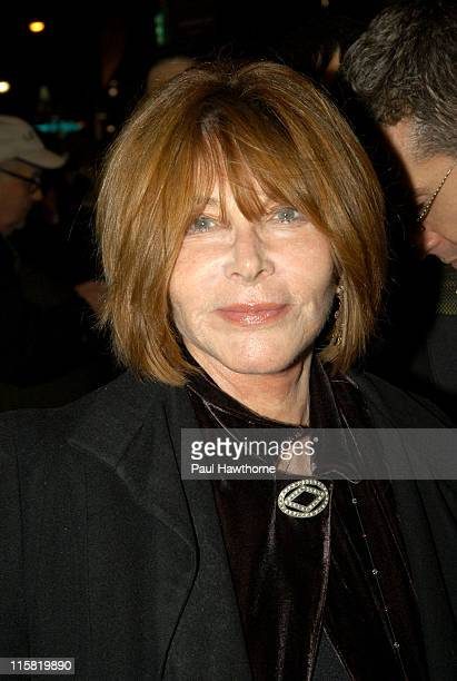 Lee Grant during Ellen Burstyn in the One Woman Show 'Oldest Living Confederate Widow Tells All' Arrivals and After Party at The Longacre Theatre and...