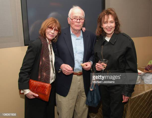 Lee Grant Executive Producer Jimmy Breslin and Guest