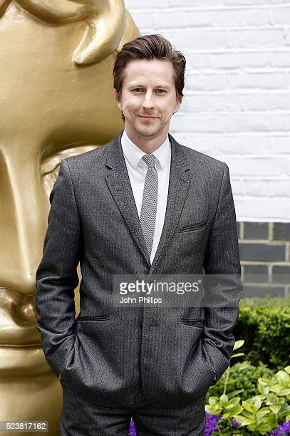Lee Ingleby arrives for the British Academy Television Craft Awards at The Brewery on April 24 2016 in London England