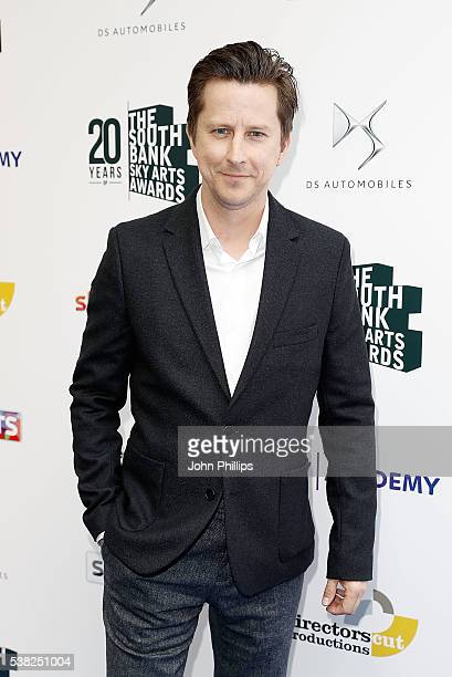 Lee Ingleby arrives for the The South Bank Sky Arts Awards at The Savoy Hotel on June 5 2016 in London England