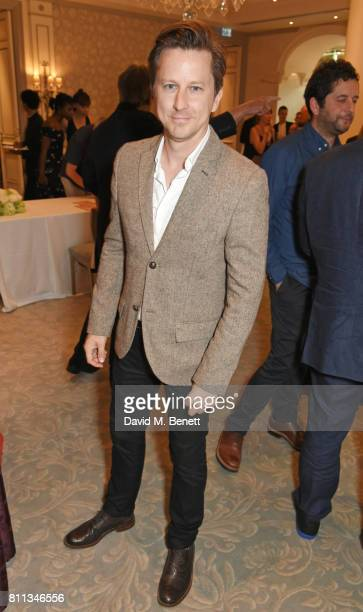 Lee Ingleby attends The South Bank Sky Arts Awards drinks reception at The Savoy Hotel on July 9 2017 in London England