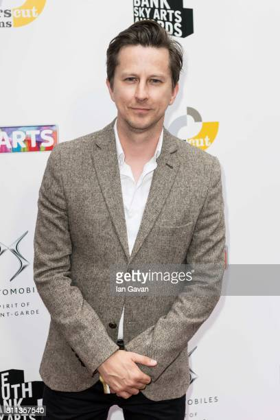Lee Ingleby attends The Southbank Sky Arts Awards 2017 at The Savoy Hotel on July 9 2017 in London England