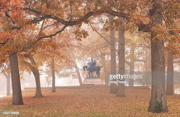 Lee & Jackson Monument, Wyman Park, Baltimore