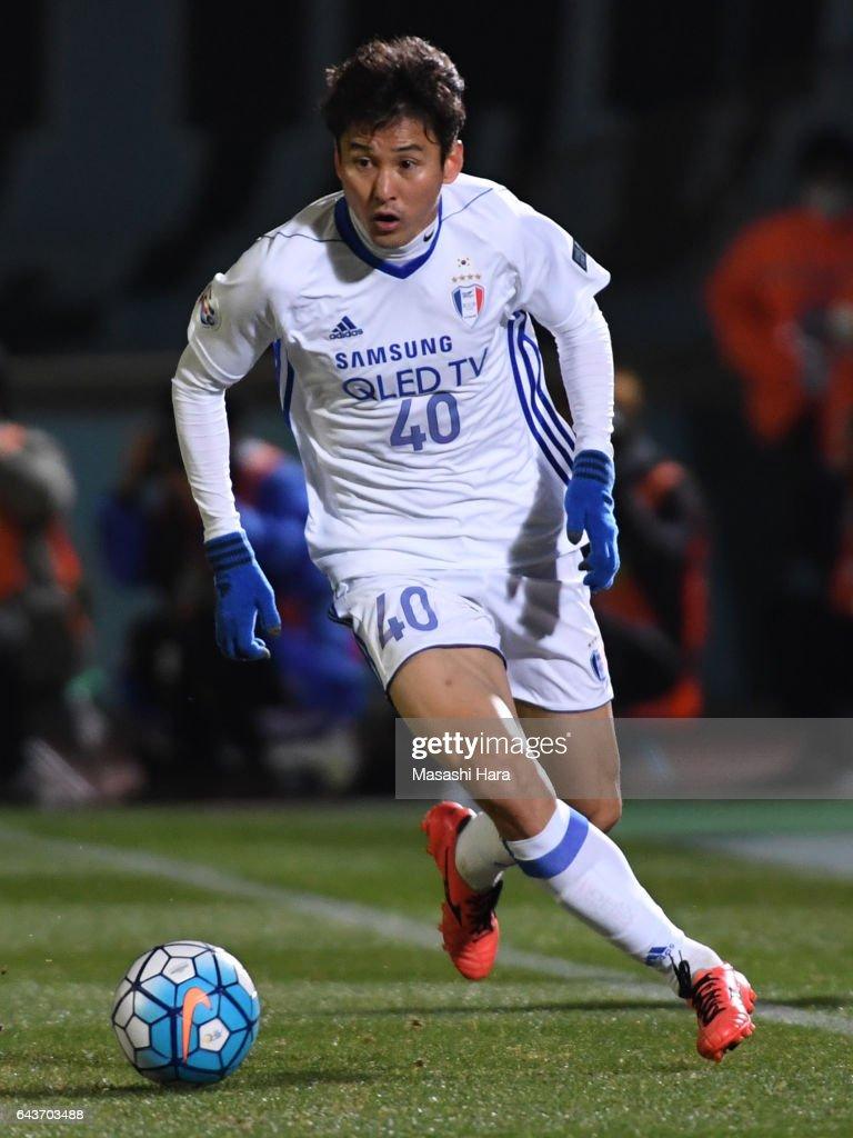 Kawasaki Frontale v Suwon Samsung Bluewings - AFC Champions League  Group G