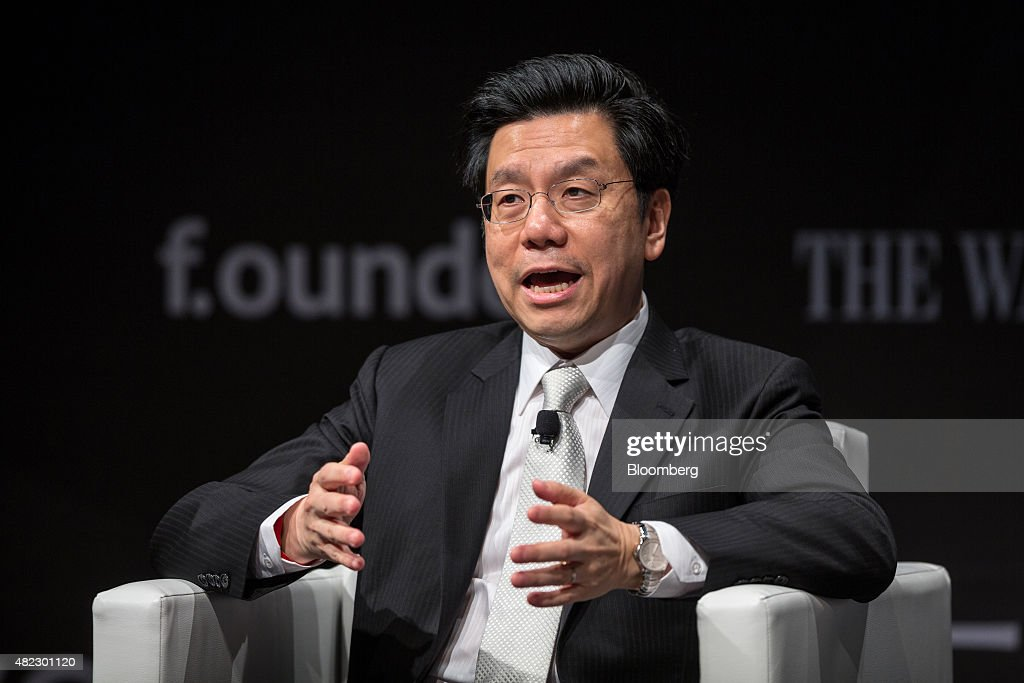 Key Speakers At The Wall Street Journal And F.ounders Converge Technology Conference
