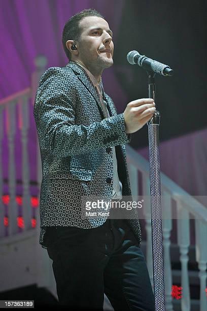 Lee LatchfordEvans of Steps performs at London Palladium on December 2 2012 in London England
