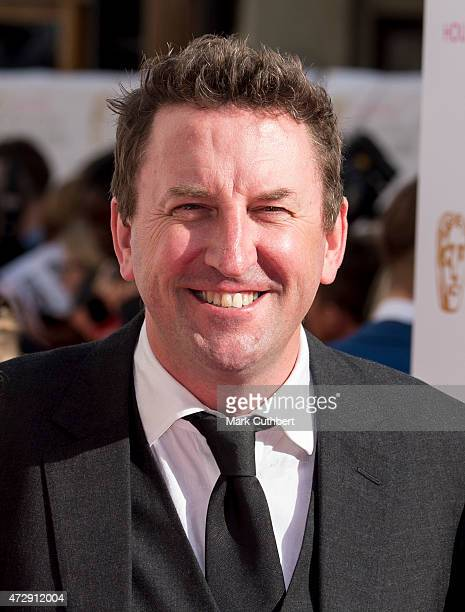 Lee Mack attends the House of Fraser British Academy Television Awards at Theatre Royal on May 10 2015 in London England