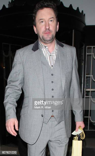 Lee Mack attends the Radio Times Covers Party at Claridges Hotel on January 29 2013 in London England