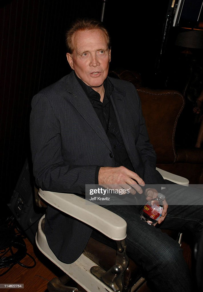 <a gi-track='captionPersonalityLinkClicked' href=/galleries/search?phrase=Lee+Majors&family=editorial&specificpeople=730151 ng-click='$event.stopPropagation()'>Lee Majors</a> during First Annual Spike TV's Guys Choice - Backstage and Audience at Radford Studios in Los Angeles, California, United States.