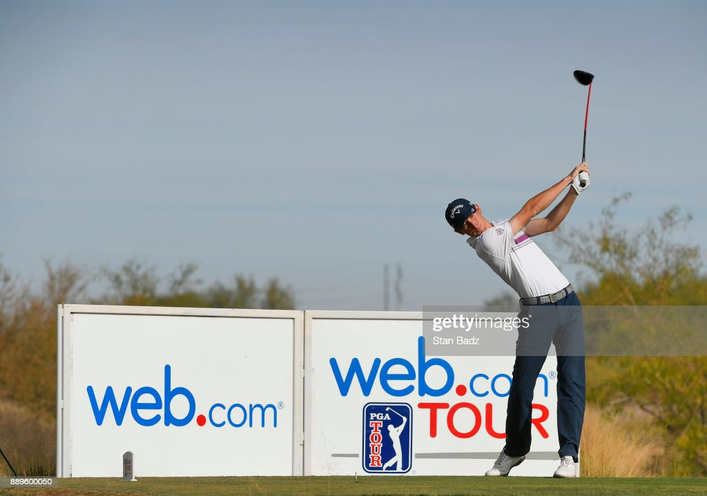 Web.com Tour Qualifying Tournament - Final Round