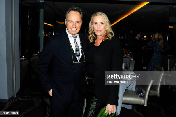 Lee Mindel and Victoria Hagan attend the Decoration and Design Building celebrates the 2017 winners of the DDB's 10th Anniversary of Stars of Design...