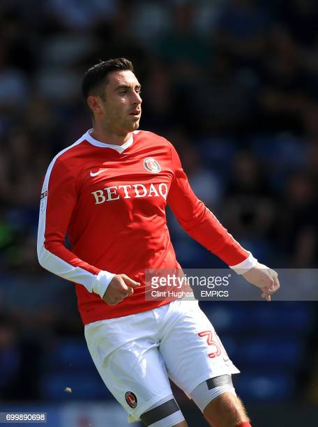 Lee Novak Charlton Athletic