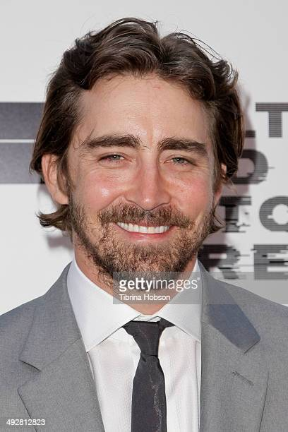 Lee Pace attends AMC's new series 'Halt And Catch Fire' Los Angeles premiere at ArcLight Cinemas on May 21 2014 in Hollywood California