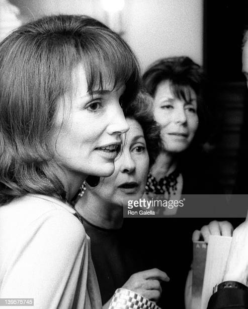 Lee Radziwill attends Richard Rogers Awards Dinner on March 7 1974 at the Pierre Hotel in New York City