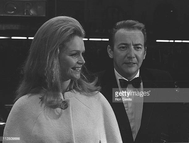 Lee Remick and Bobby Darin