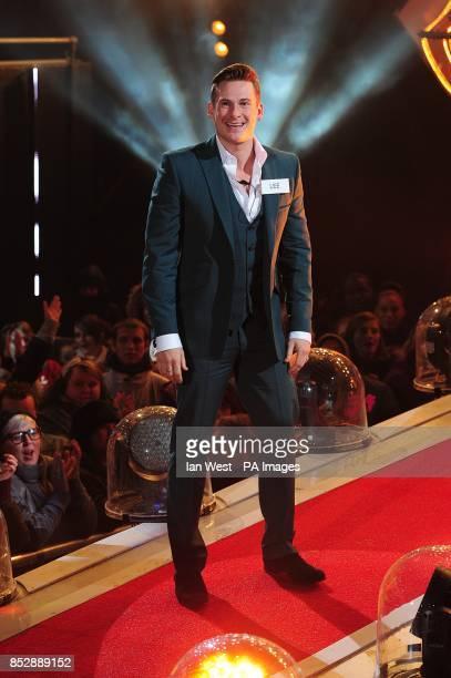 Lee Ryan arriving at the Celebrity Big Brother House Elstree Studios Hertfordshire