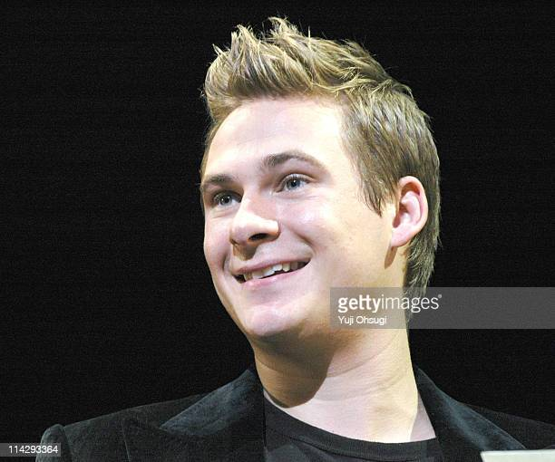 Lee Ryan during 'THE FIRST LIVE' LEE RYAN SPECIAL SHOWCASE at SHIBUYAAX in Tokyo Japan
