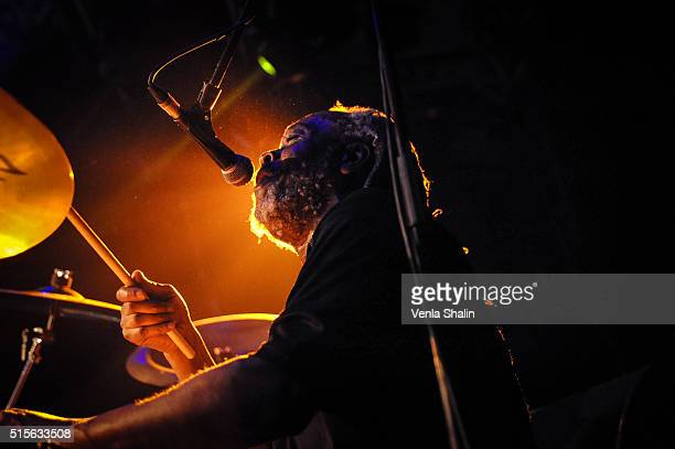 Lee 'Scratch' Perry at Electric Ballroom on March 12 2016 in London England